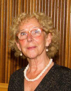Karin Buranski Schriftführerin RBCV