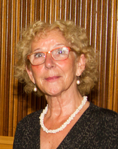 Karin Burianski - Schriftführerin